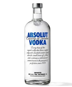Absolut 80 Proof - 1LT