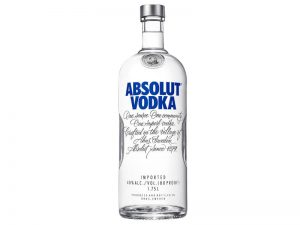 Absolut 80 Proof - 1.75LT