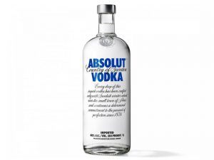 Absolut 80 Proof - 375ML