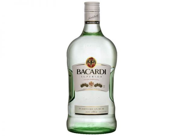 Bacardi Light - 1.75LT