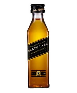 Johnnie Walker Black - 50ML