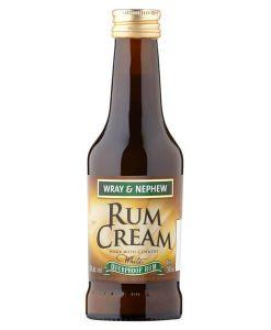 W & N Rum Cream - 200ML