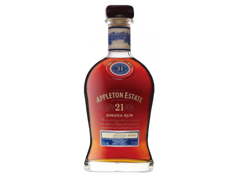 Appleton Estate 21 Y.0 – 750ML