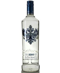 Smirnoff 100 Proof - 1LT