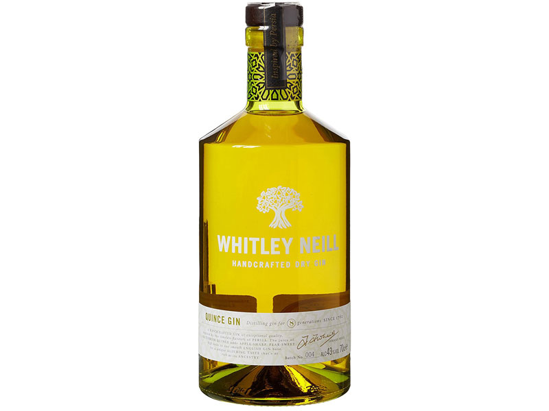 Whitley Neill Quince Gin – 70CL