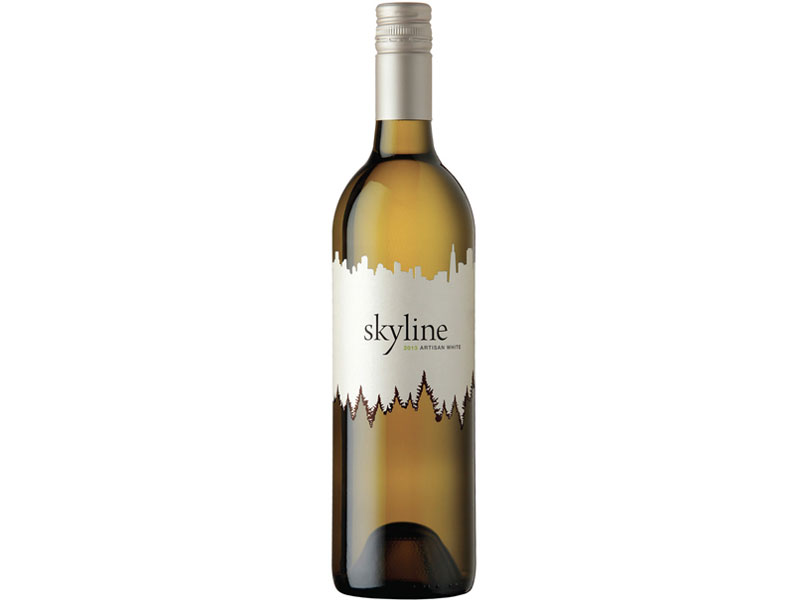 2013 Thomas Fogarty Skyline White 750ML