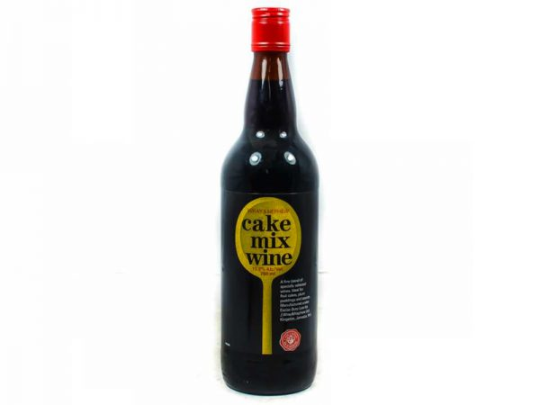 Cake Mix Wine - 750ML