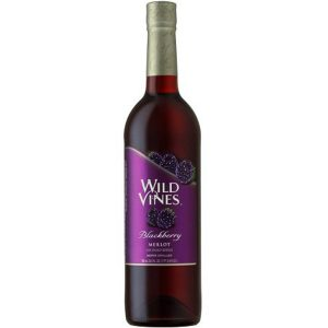 Wild Vines Blackberry - 750ML