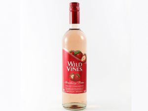 Wild Vines Strawberry - 750ML