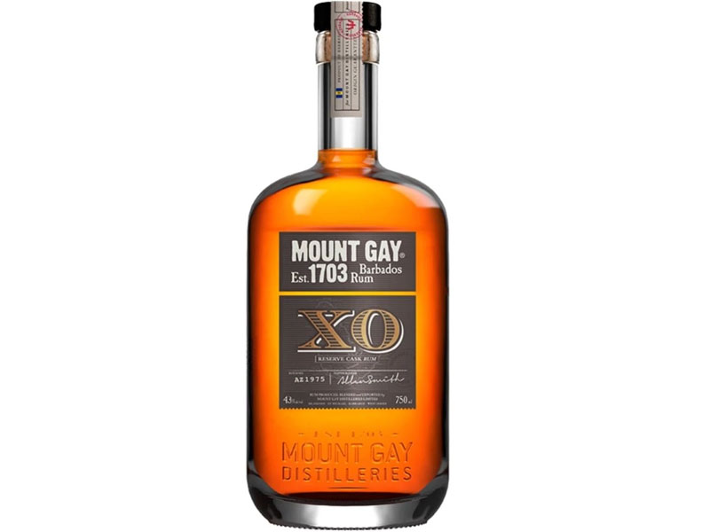 Mount Gay Extra Old – 1LT