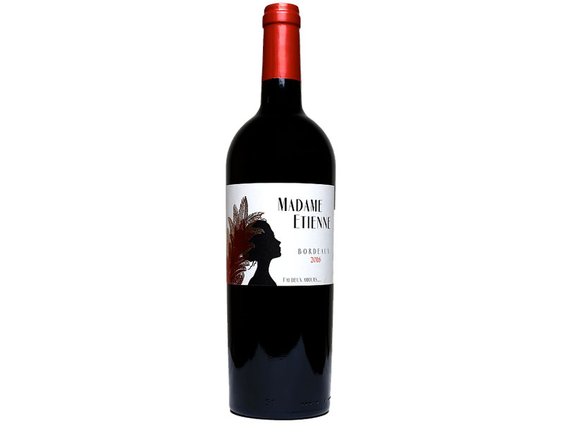 2016 Chateau Lamothe Madame Etienne Rouge